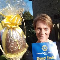 One of the 2020 Easter Egg Winners