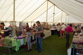 The busy Craft Marquee