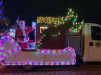 Father Christmas 'On Tour' in Tadley