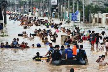 The Philippines Disaster